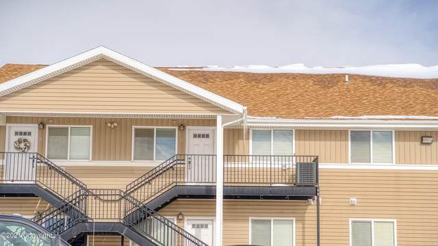 810 Laramie #9 E, Gillette, WY 82716 (MLS #21-257) :: The Wernsmann Team | BHHS Preferred Real Estate Group