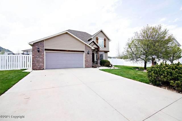 4110 Lexington Ave -, Gillette, WY 82718 (MLS #21-258) :: Team Properties