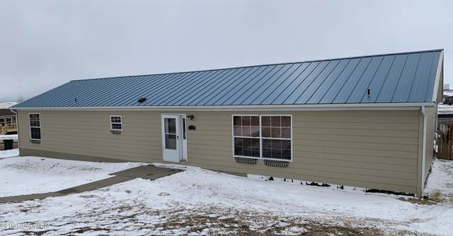 3901 Peak St -, Gillette, WY 82716 (MLS #21-262) :: 411 Properties