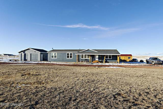 139 S Heptner Rd -, Rozet, WY 82727 (MLS #21-263) :: The Wernsmann Team | BHHS Preferred Real Estate Group