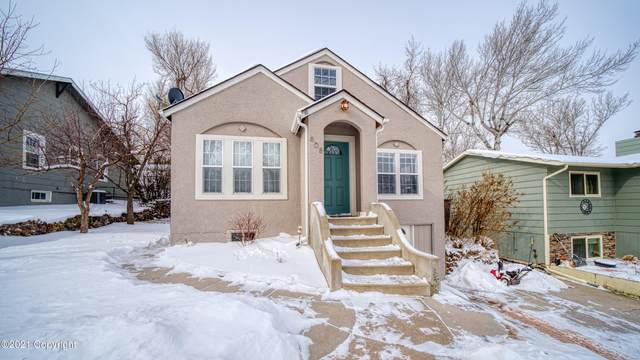608 S Warren Ave -, Gillette, WY 82716 (MLS #21-266) :: The Wernsmann Team | BHHS Preferred Real Estate Group