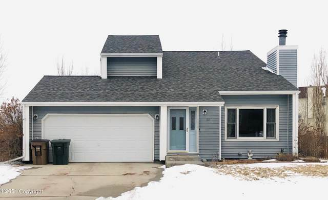 801 Overdale Dr -, Gillette, WY 82718 (MLS #21-268) :: Team Properties