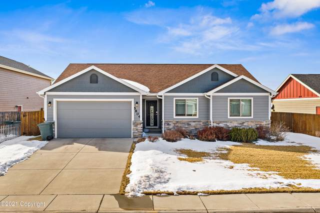 5804 Alexis Ct -, Gillette, WY 82718 (MLS #21-271) :: The Wernsmann Team | BHHS Preferred Real Estate Group