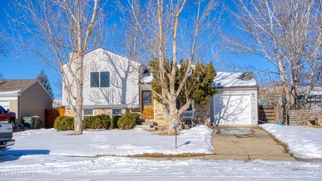 2332 Cascade Dr -, Gillette, WY 82718 (MLS #21-274) :: The Wernsmann Team | BHHS Preferred Real Estate Group