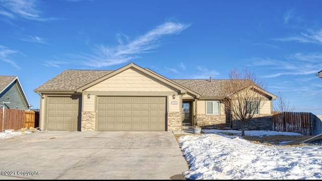701 Kimber Ct -, Gillette, WY 82718 (MLS #21-279) :: The Wernsmann Team | BHHS Preferred Real Estate Group