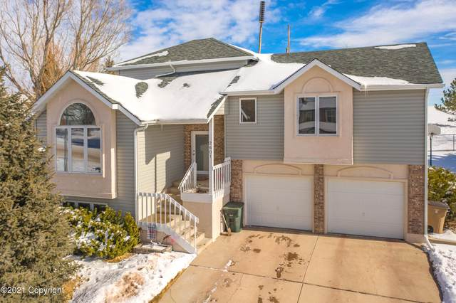 2601 Hillcrest Dr -, Gillette, WY 82718 (MLS #21-282) :: The Wernsmann Team | BHHS Preferred Real Estate Group