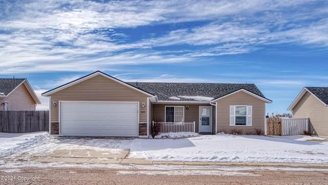 3109 Goldenrod Ave -, Gillette, WY 82716 (MLS #21-283) :: The Wernsmann Team | BHHS Preferred Real Estate Group