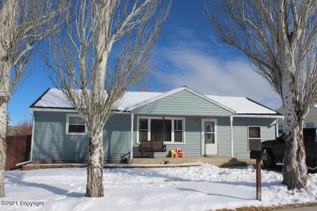 206 Roundup Ave. -, Newcastle, WY 82701 (MLS #21-284) :: The Wernsmann Team | BHHS Preferred Real Estate Group