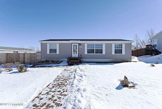 4301 Dakota Ct -, Gillette, WY 82718 (MLS #21-286) :: The Wernsmann Team | BHHS Preferred Real Estate Group