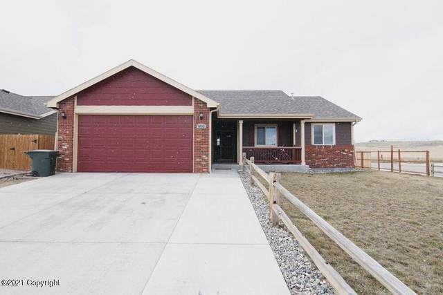800 Sako Dr -, Gillette, WY 82718 (MLS #21-287) :: The Wernsmann Team | BHHS Preferred Real Estate Group
