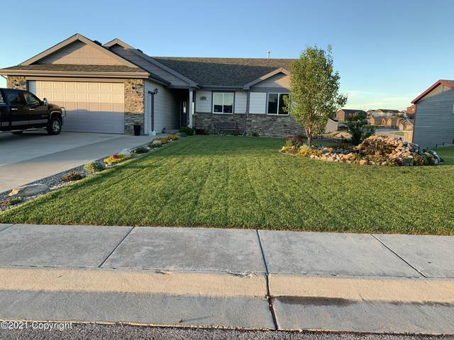 303 Huntington Dr -, Gillette, WY 82718 (MLS #21-288) :: The Wernsmann Team | BHHS Preferred Real Estate Group