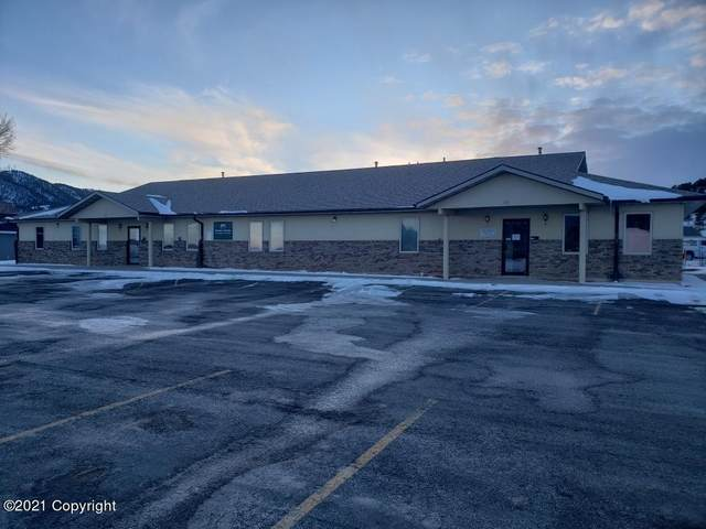 117 S 21st St S, Sundance, WY 82729 (MLS #21-290) :: The Wernsmann Team | BHHS Preferred Real Estate Group