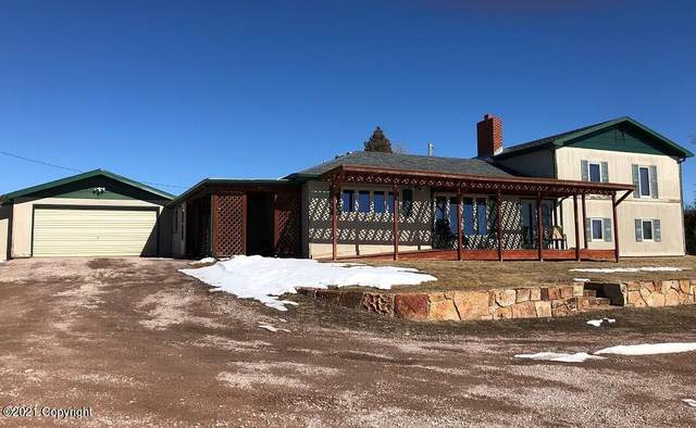 271 E Warwick St -, Newcastle, WY 82701 (MLS #21-294) :: The Wernsmann Team | BHHS Preferred Real Estate Group