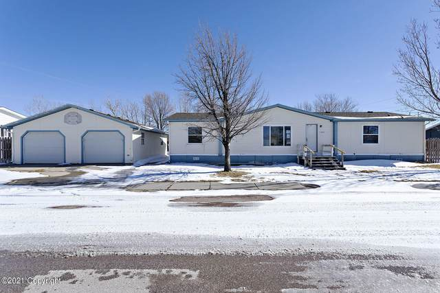 1404 Denver Ave -, Gillette, WY 82716 (MLS #21-296) :: 411 Properties