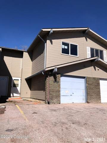 919 Mountain View Dr -, Gillette, WY 82716 (MLS #21-297) :: 411 Properties
