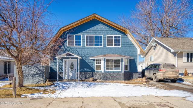 1009 Pine St -, Upton, WY 82730 (MLS #21-299) :: The Wernsmann Team | BHHS Preferred Real Estate Group