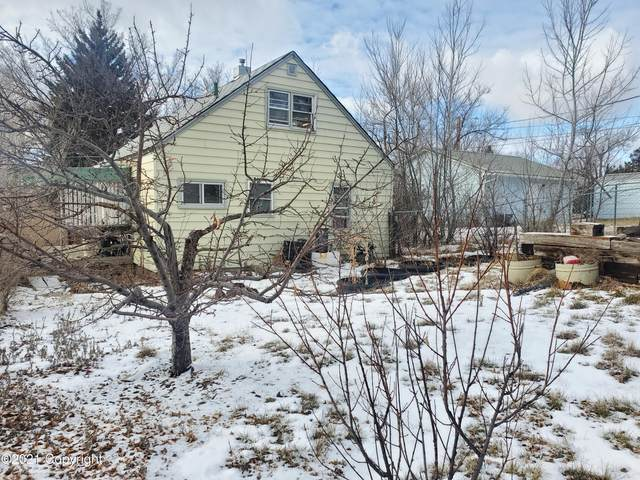 802 S Richards Ave -, Gillette, WY 82716 (MLS #21-3) :: The Wernsmann Team | BHHS Preferred Real Estate Group