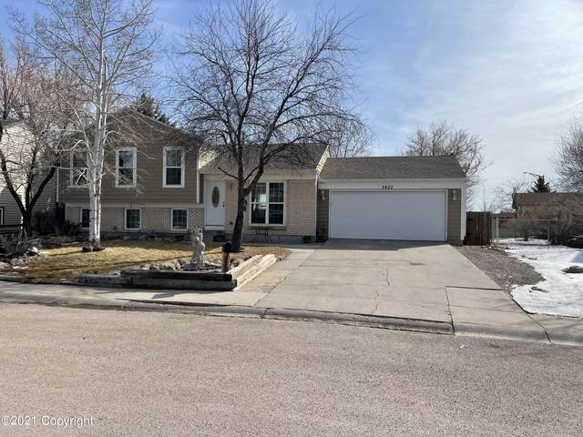 2425 Lodahl Ave -, Gillette, WY 82718 (MLS #21-303) :: The Wernsmann Team | BHHS Preferred Real Estate Group