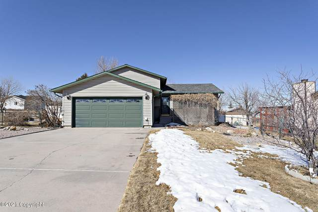 401 Sandcreek Cir -, Wright, WY 82732 (MLS #21-304) :: 411 Properties
