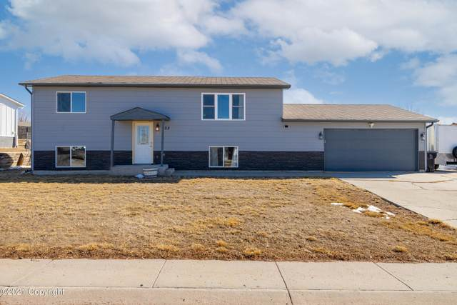 323 Willow Creek Dr -, Wright, WY 82732 (MLS #21-313) :: 411 Properties