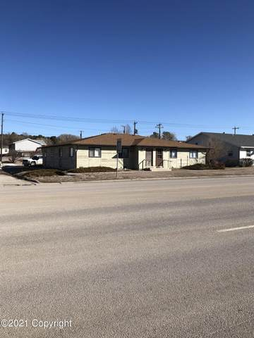 1209/1211 W Main St, Newcastle, WY 82701 (MLS #21-317) :: 411 Properties
