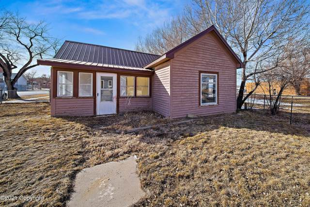 210 Carey Ave -, Gillette, WY 82716 (MLS #21-322) :: The Wernsmann Team | BHHS Preferred Real Estate Group