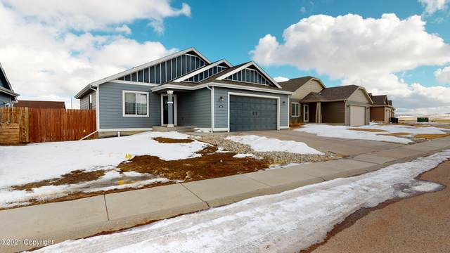 5805 Glock Ave -, Gillette, WY 82718 (MLS #21-325) :: The Wernsmann Team | BHHS Preferred Real Estate Group