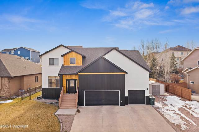 4300 Lexington Ave -, Gillette, WY 82718 (MLS #21-330) :: The Wernsmann Team | BHHS Preferred Real Estate Group