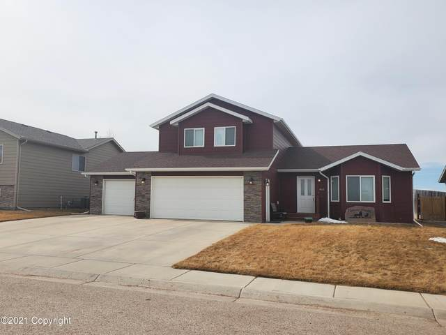 4616 Doud Dr -, Gillette, WY 82718 (MLS #21-337) :: 411 Properties