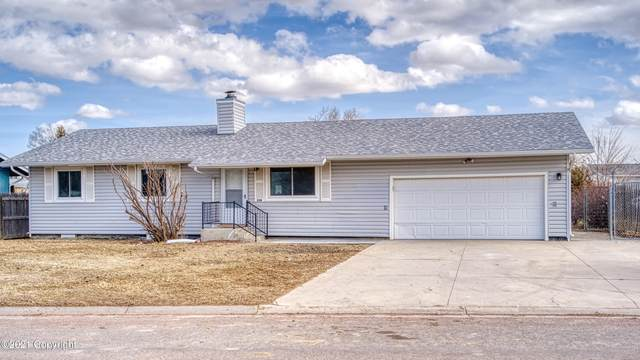 338 Highridge Cir -, Wright, WY 82732 (MLS #21-356) :: 411 Properties