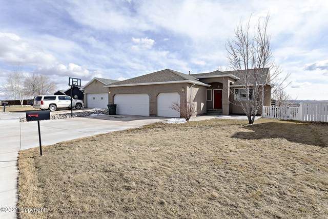 206 E Flying Cir Dr -, Gillette, WY 82716 (MLS #21-365) :: The Wernsmann Team | BHHS Preferred Real Estate Group