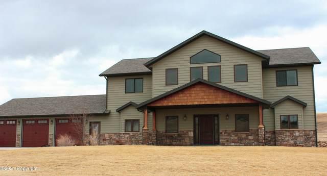 3169 Old Sundance Rd -, Sundance, WY 82729 (MLS #21-375) :: The Wernsmann Team | BHHS Preferred Real Estate Group