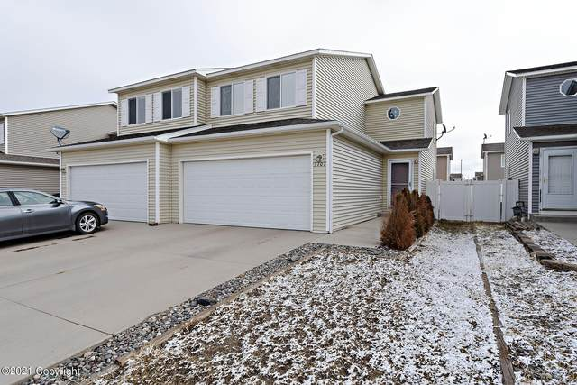 3707 Ariel Ave -, Gillette, WY 82718 (MLS #21-384) :: The Wernsmann Team | BHHS Preferred Real Estate Group