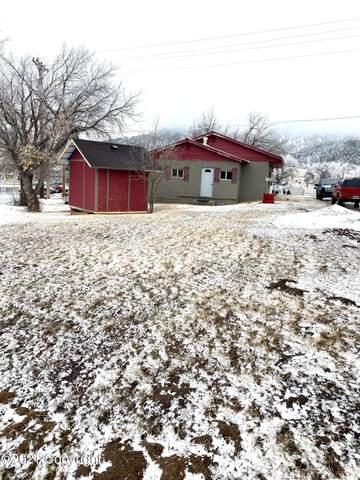 116 N West St N, Sundance, WY 82729 (MLS #21-394) :: Team Properties
