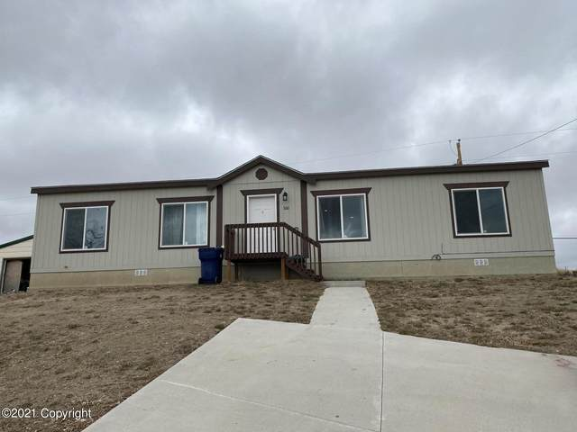 300 Park St. W, Moorcroft, WY 82721 (MLS #21-403) :: The Wernsmann Team | BHHS Preferred Real Estate Group