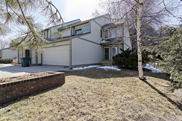 624 Overdale Dr -, Gillette, WY 82718 (MLS #21-429) :: The Wernsmann Team | BHHS Preferred Real Estate Group