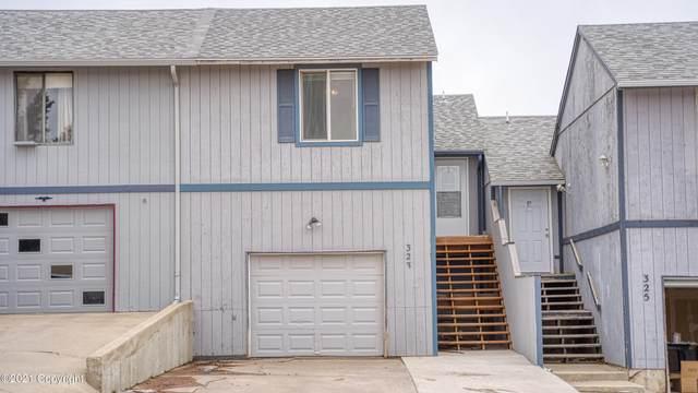323 Westhills Loop -, Gillette, WY 82718 (MLS #21-434) :: The Wernsmann Team | BHHS Preferred Real Estate Group