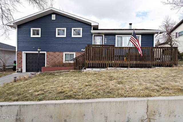 204 W 12th St -, Gillette, WY 82716 (MLS #21-439) :: The Wernsmann Team | BHHS Preferred Real Estate Group