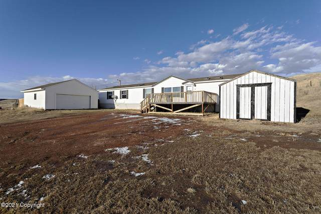 5 L Ct -, Gillette, WY 82716 (MLS #21-45) :: 411 Properties