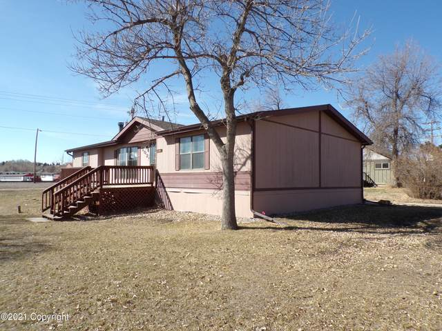 502 1/2 E Lincoln St -, Gillette, WY 82716 (MLS #21-450) :: Team Properties