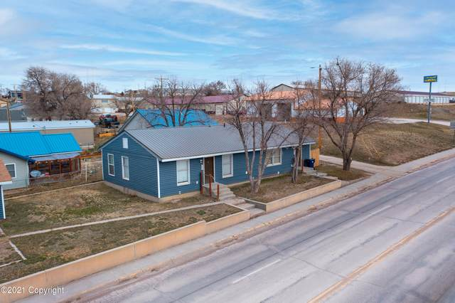 302 & 304 Converse St E, Moorcroft, WY 82721 (MLS #21-457) :: The Wernsmann Team | BHHS Preferred Real Estate Group