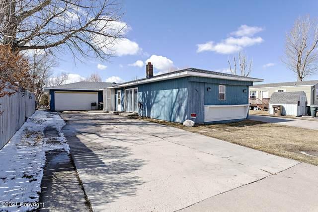 2200 Cheryl Ave -, Gillette, WY 82718 (MLS #21-459) :: 411 Properties