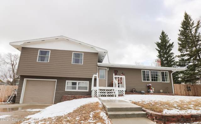 414 E Park St E, Sundance, WY 82729 (MLS #21-460) :: Team Properties