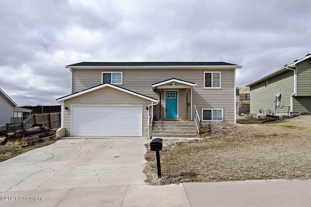 3710 Foothills Blvd -, Gillette, WY 82716 (MLS #21-462) :: The Wernsmann Team | BHHS Preferred Real Estate Group