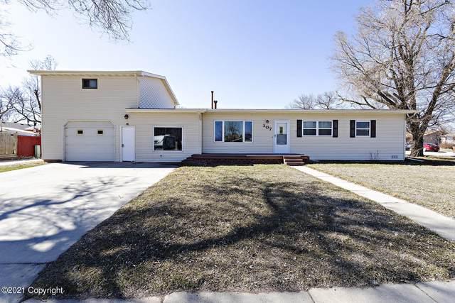 307 Gillette Ave N, Gillette, WY 82716 (MLS #21-478) :: Team Properties