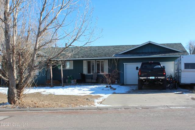 336 Highridge Cir -, Wright, WY 82732 (MLS #21-48) :: The Wernsmann Team | BHHS Preferred Real Estate Group