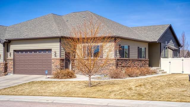 105 Villa Way -, Gillette, WY 82718 (MLS #21-480) :: The Wernsmann Team | BHHS Preferred Real Estate Group