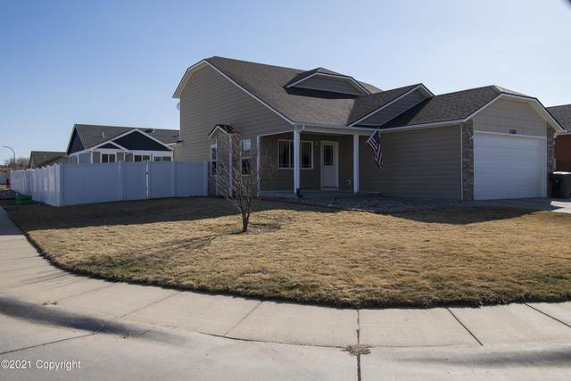 1310 Big Sky St -, Gillette, WY 82718 (MLS #21-483) :: The Wernsmann Team | BHHS Preferred Real Estate Group