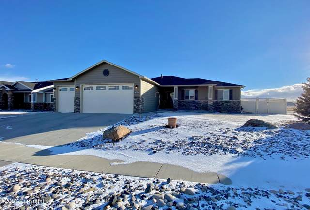 67 Augusta Cir -, Gillette, WY 82718 (MLS #21-49) :: 411 Properties
