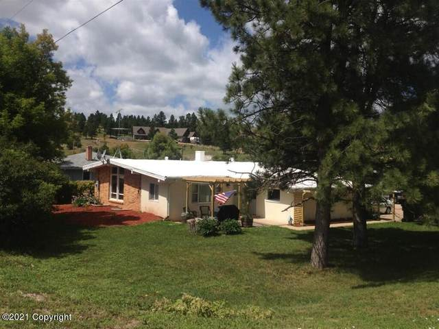 8 W Mountain View Dr -, Sundance, WY 82729 (MLS #21-491) :: Team Properties
